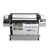 HP Designjet T2300 PostScript eMultifunction Printer P/N CN728A