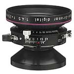 APO Sironar S 180mm f5.6 lens with Copal 1 Lens Board - 67 mm filter