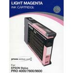 EPSON UltraChrome Light Magenta Ink Cartridge