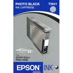 EPSON UltraChrome K3 Photo Black Ink Cartridge
