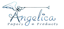"Angelica Natural White Rough - 17""x50'"