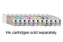 Epson 7900/9900 Ultracrhome HDR Yellow Ink Cartridge, 150 ml