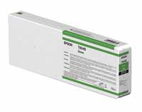 EPSON P7000/P9000 Ultrachrome HD Ink 700 ML GREEN