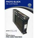 EPSON UltraChrome Photo Black Ink Cartridge