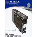 EPSON UltraChrome Matte Black Ink Cartridge