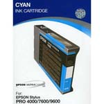 EPSON UltraChrome Cyan Ink Cartridge