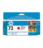 HP 73 Chromatic Red Vivera Ink Cartridge for Z3200